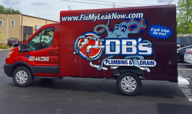 New Truck Graphic